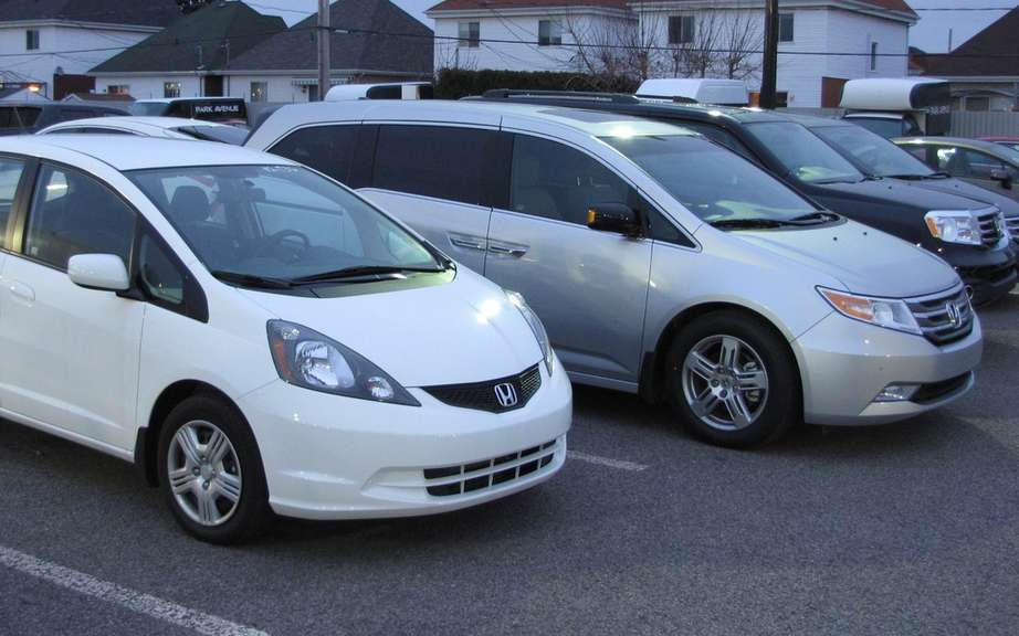 Honda Canada delivers 15,302 vehicles in October picture #3
