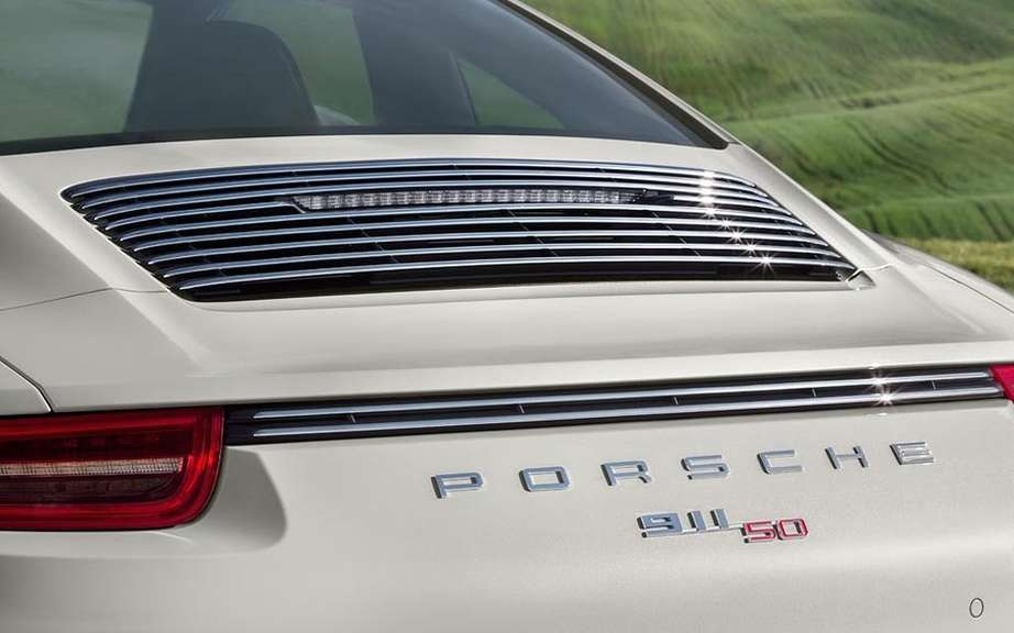 Beijing welcomes the 50th anniversary of the legendary Porsche 911 picture #7