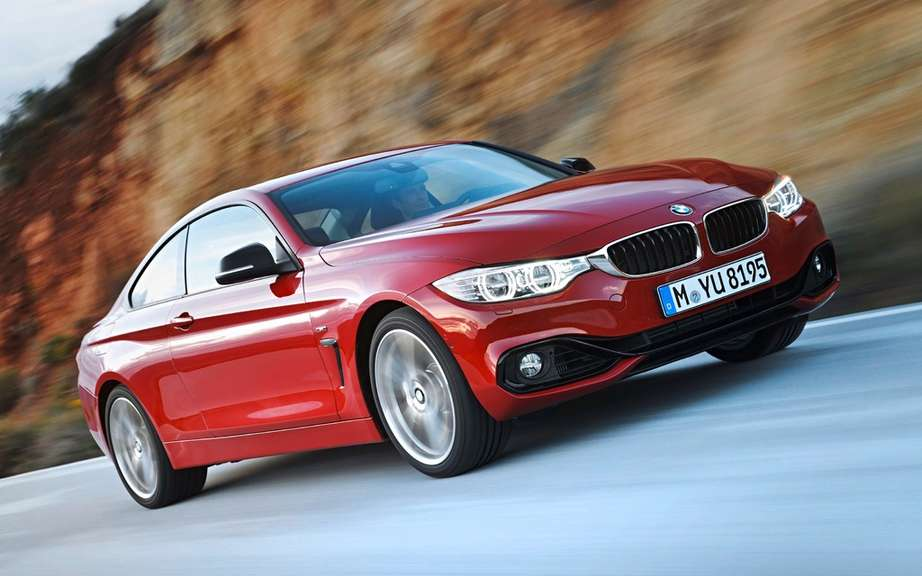 BMW Series 4: a very expanded range picture #4