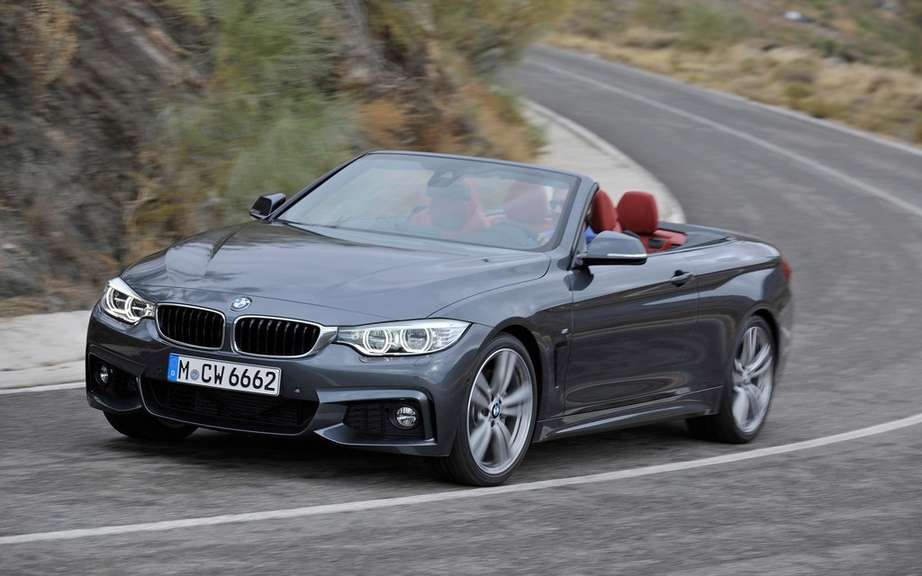 BMW Series 4: a very expanded range picture #7