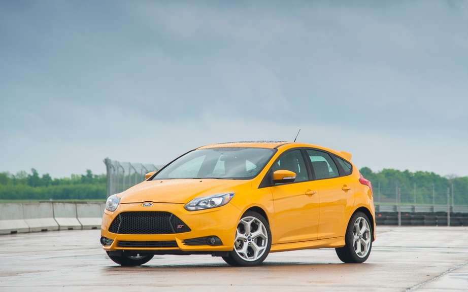 Ford Focus: the best-selling car in the world