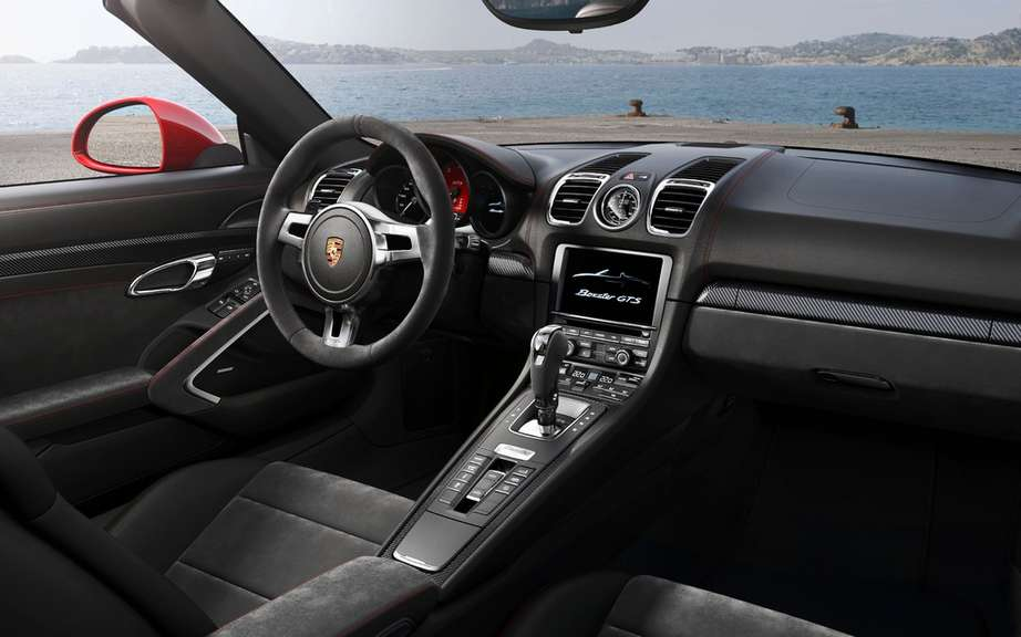 The Boxster and Cayman GTS Unveiled picture #15