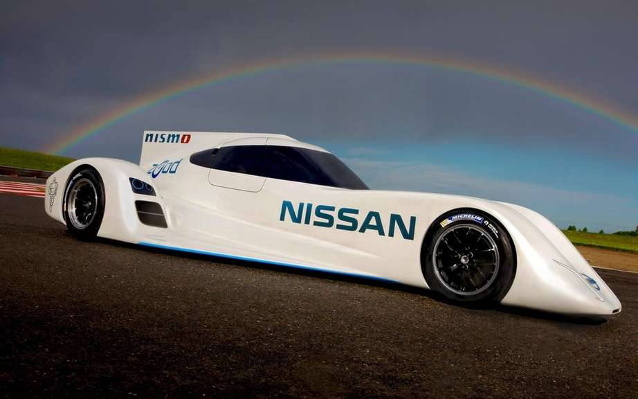 Nissan ZEOD RC can be found on the Fuji Speedway picture #2