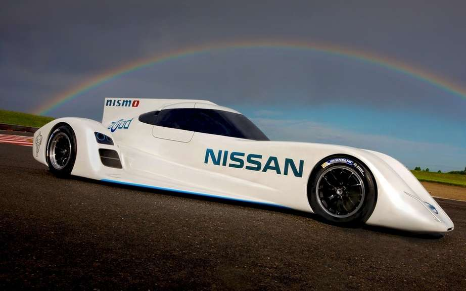 Nissan ZEOD RC can be found on the Fuji Speedway picture #4