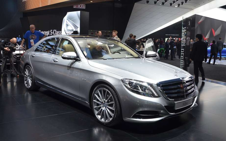 Mercedes-Benz Maybach reuses name