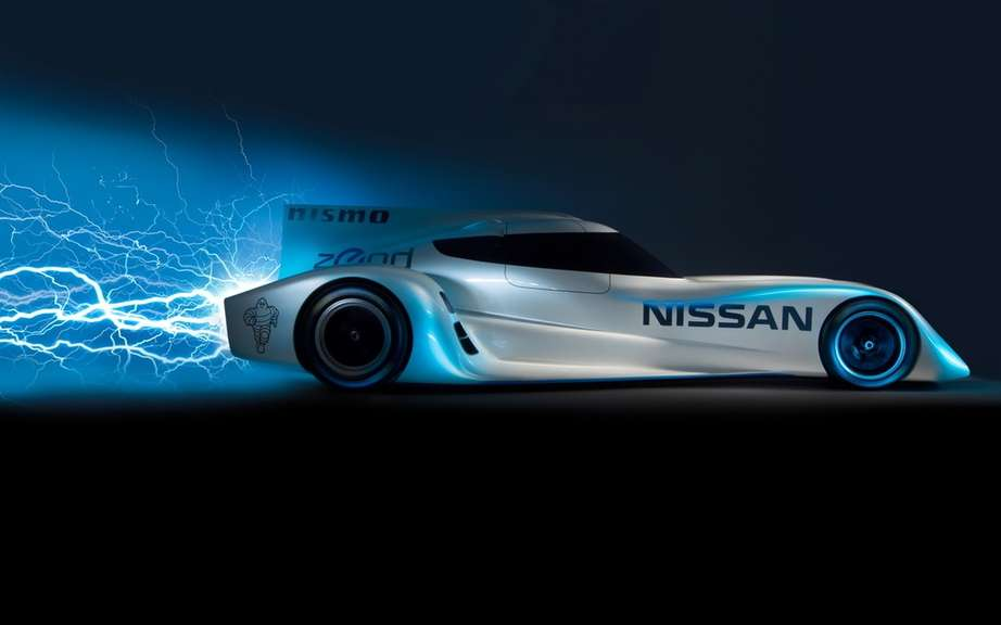 Nissan ZEOD RC can be found on the Fuji Speedway picture #5