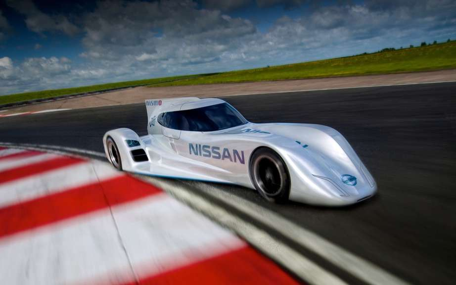 Nissan ZEOD RC can be found on the Fuji Speedway picture #6