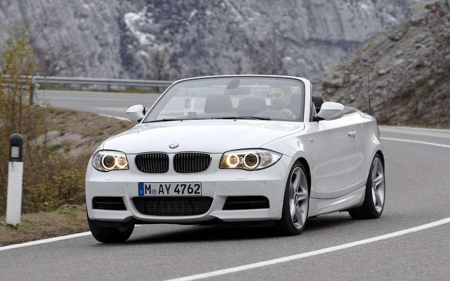 BMW: end cuts and convertibles Serie 1 picture #3