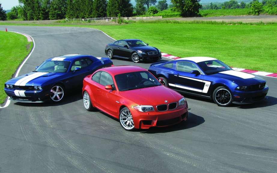 BMW: end cuts and convertibles Serie 1 picture #5