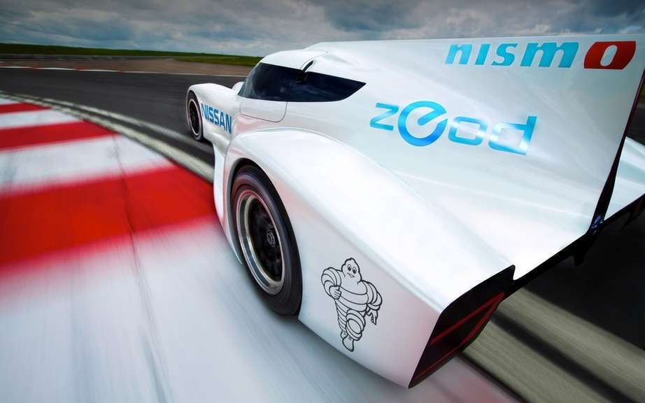 Nissan ZEOD RC can be found on the Fuji Speedway picture #7