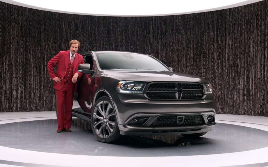 Dodge Durango 2014 designed for emergency services