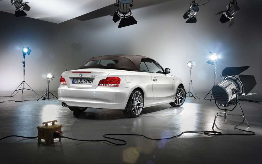 BMW: end cuts and convertibles Serie 1 picture #7