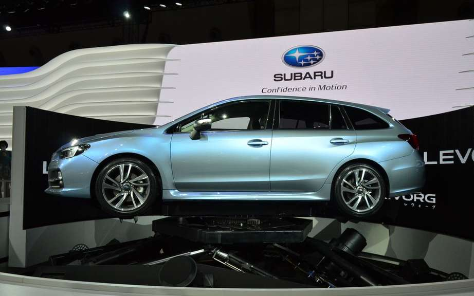 Subaru will put an end to the production of its Tribeca