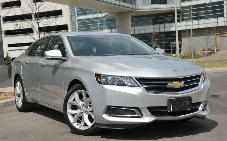 Chevrolet Impala 2015 moves to bi picture #3
