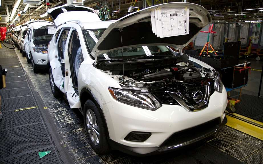 Nissan celebrates the construction of 10 million vehicles in Tennessee picture #5