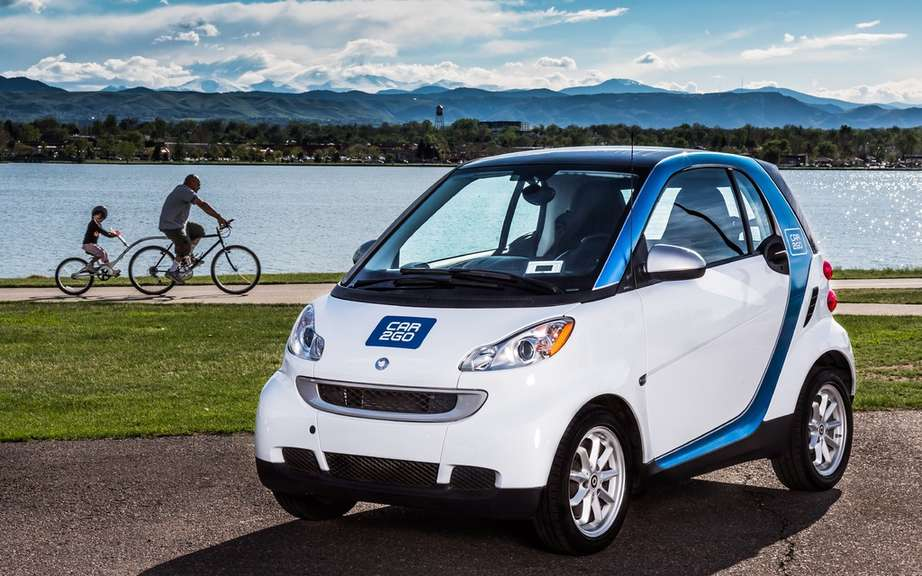 car2go car-sharing: a new form of self-service in Montreal