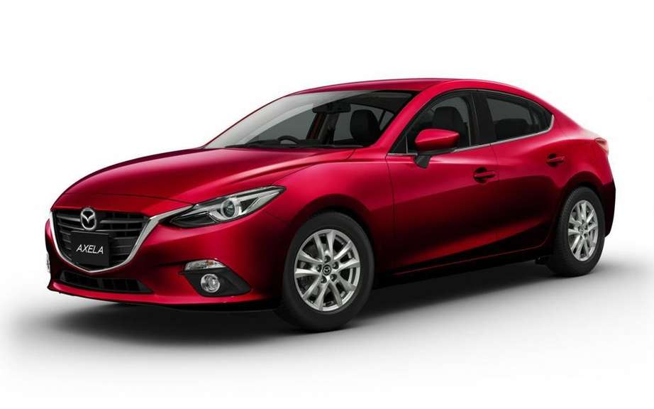 Mazda wants to sell 500,000 annually Mazda3