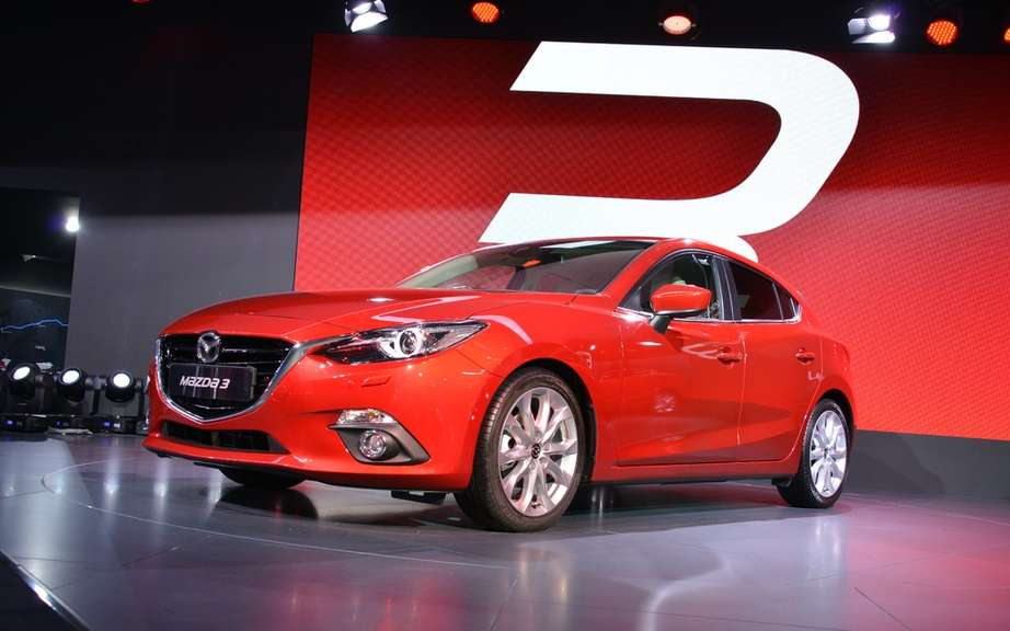 Mazda wants to sell 500,000 annually Mazda3 picture #4