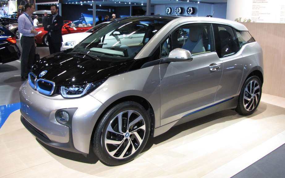 BMW will increase production of its i3 model