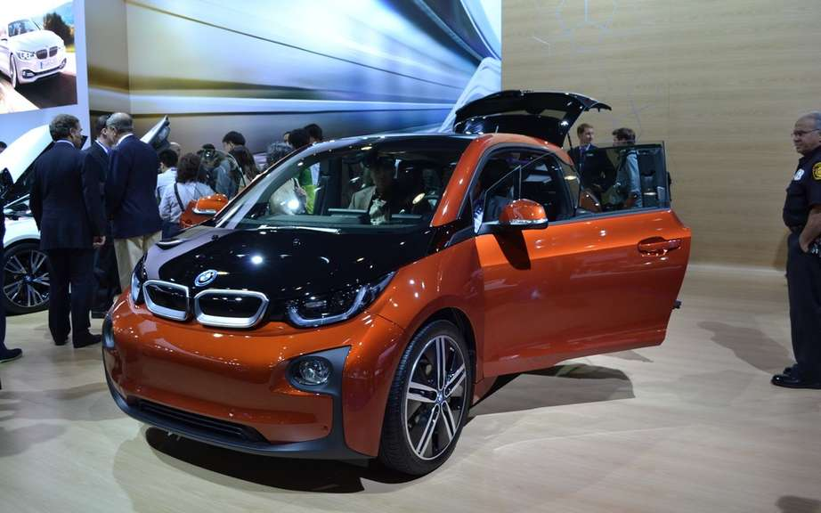 BMW will increase production of its i3 model picture #2