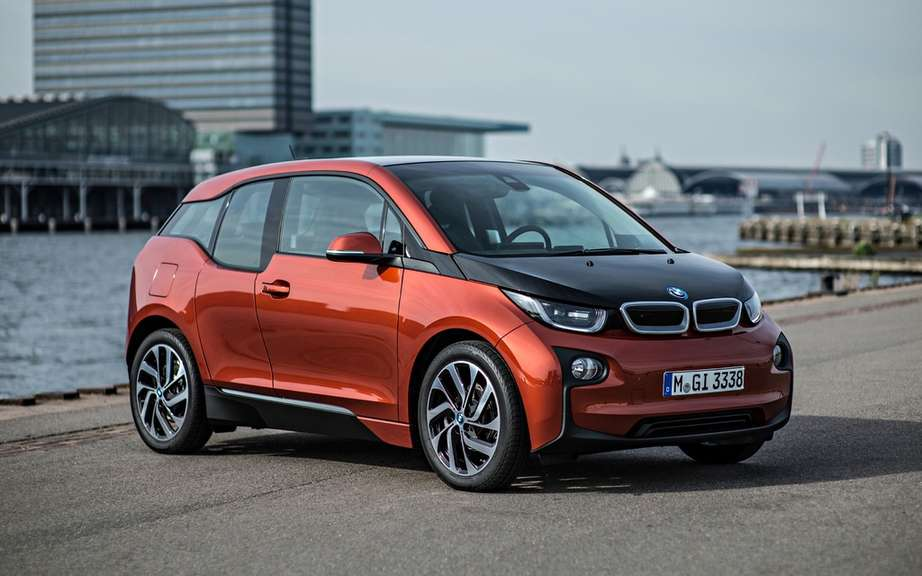 BMW will increase production of its i3 model picture #3