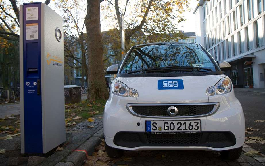 car2go car-sharing: a new form of self-service in Montreal picture #6