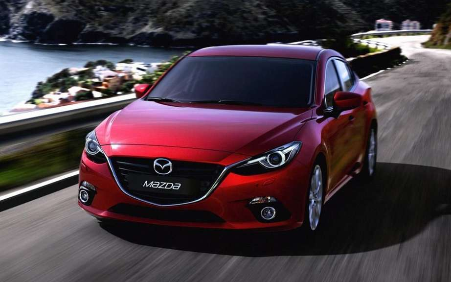 Mazda wants to sell 500,000 annually Mazda3 picture #5