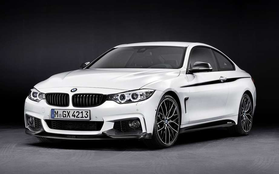 BMW 4 Series Convertible: leak pictures on canvas picture #4