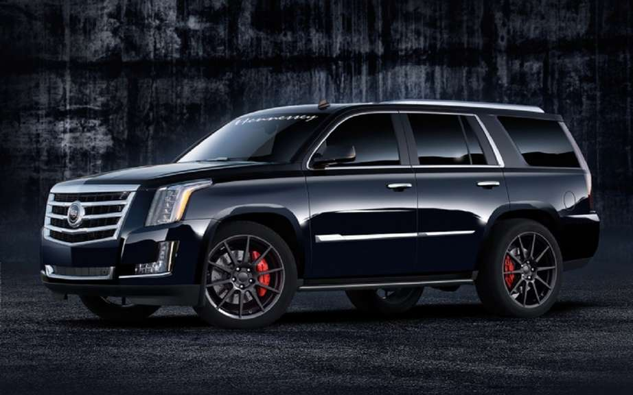 Cadillac Escalade 2015 finally unveiled in New York