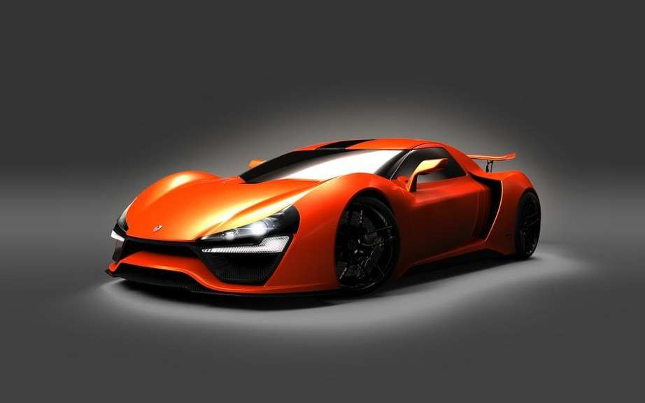 Trion SuperCars, the merchant of dreams California picture #3