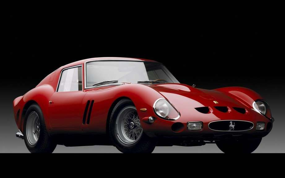 Ferrari 250 GTO 1963 sold $ 52 million picture #4