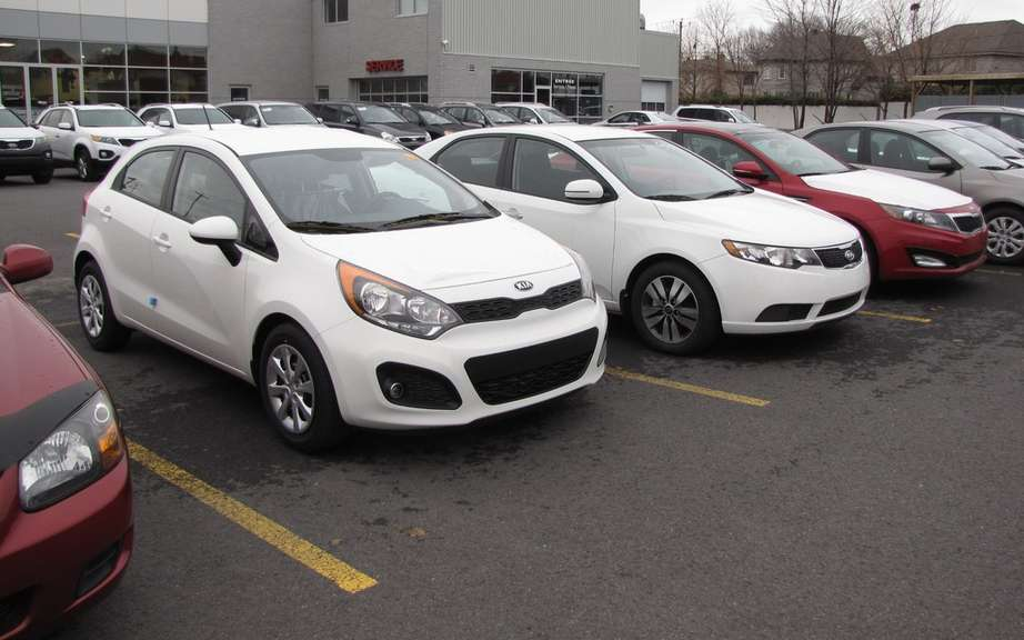 Kia Canada Inc. has sold 6,833 new vehicles in September picture #3