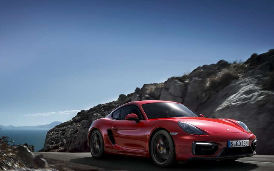 The Boxster and Cayman GTS Unveiled picture #18