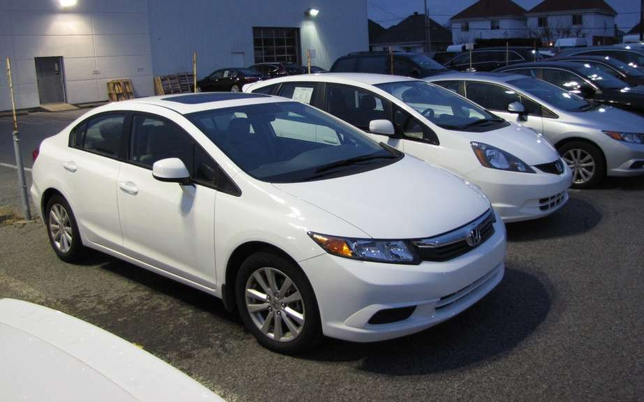 Honda Canada has maintained the momentum of robust sales in September