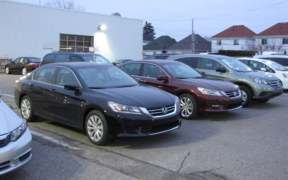 Honda Canada has maintained the momentum of robust sales in September picture #3