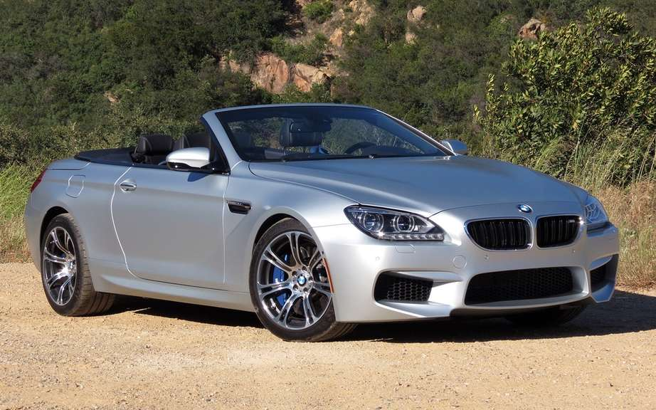 BMW M5 and M6 traction integral
