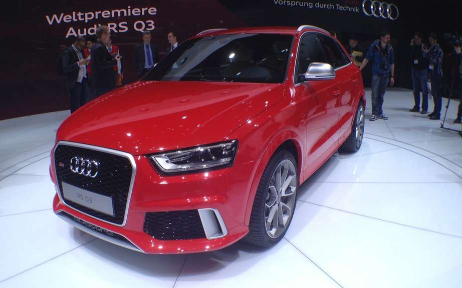 Audi Q1: not before 2016