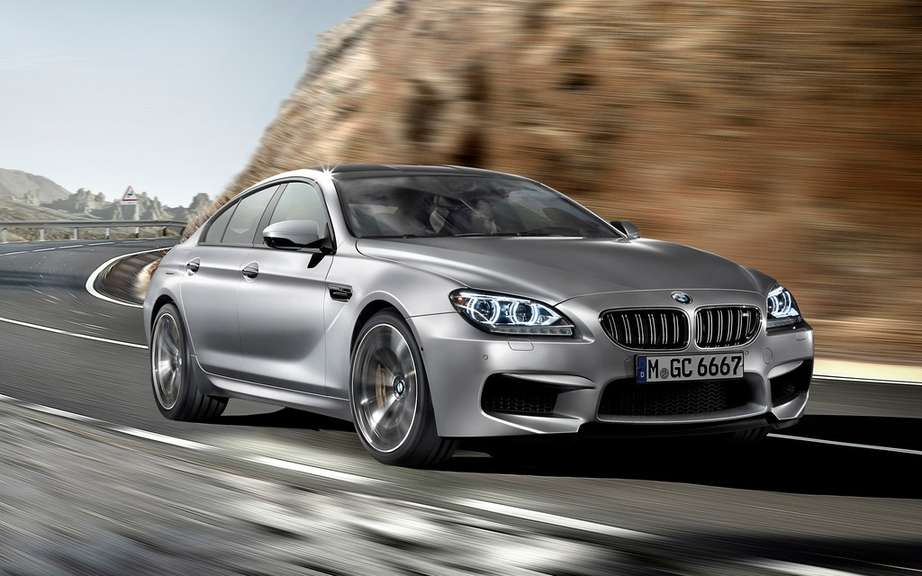 BMW M5 and M6 traction integral picture #4