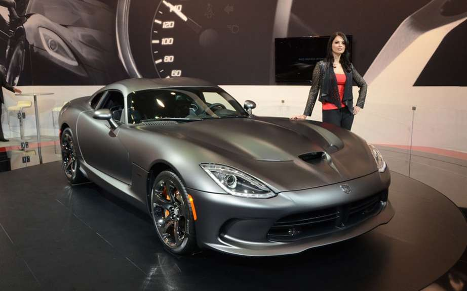 SRT Viper: Production slowed