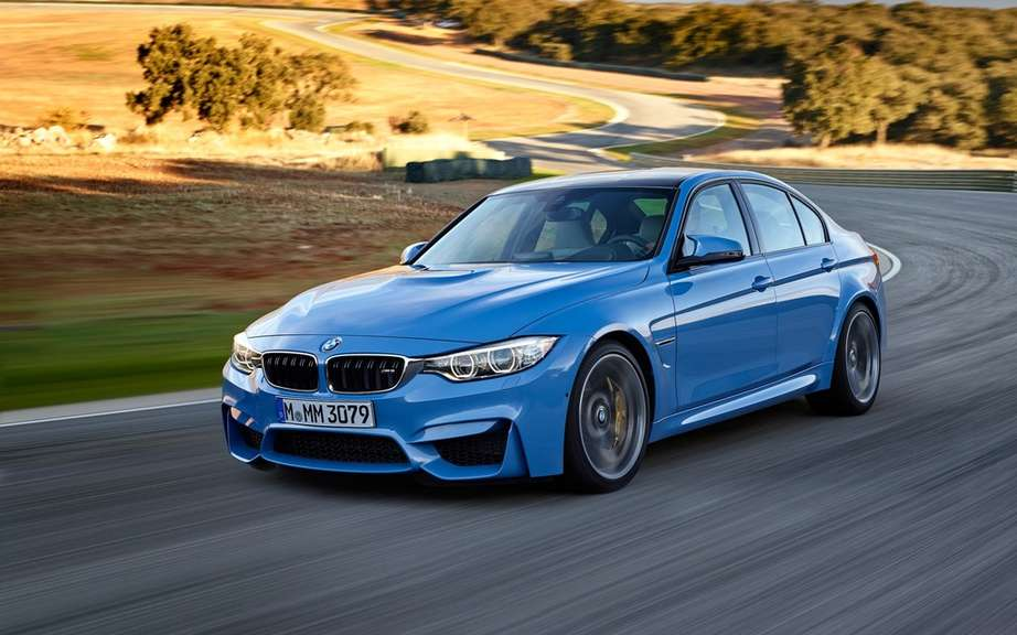 Prices for BMW M3/M4 are ads picture #7