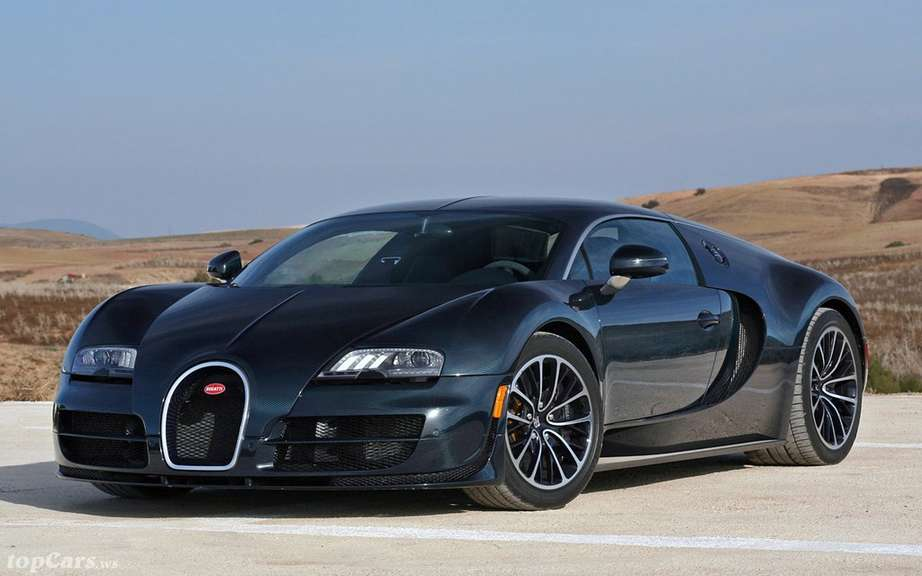 Bugatti loses $ 6.27 million for each model sold