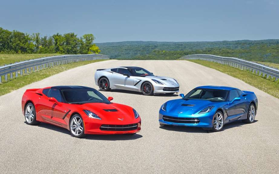 Chevrolet revived the fight east-west with two limited edition Corvette