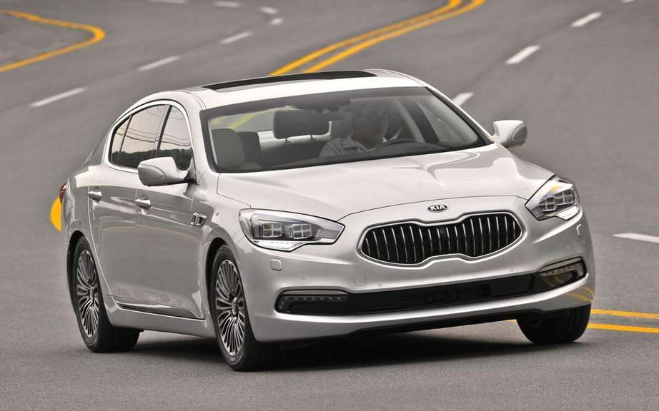 Kia K9: it will become the K900 in North America picture #2