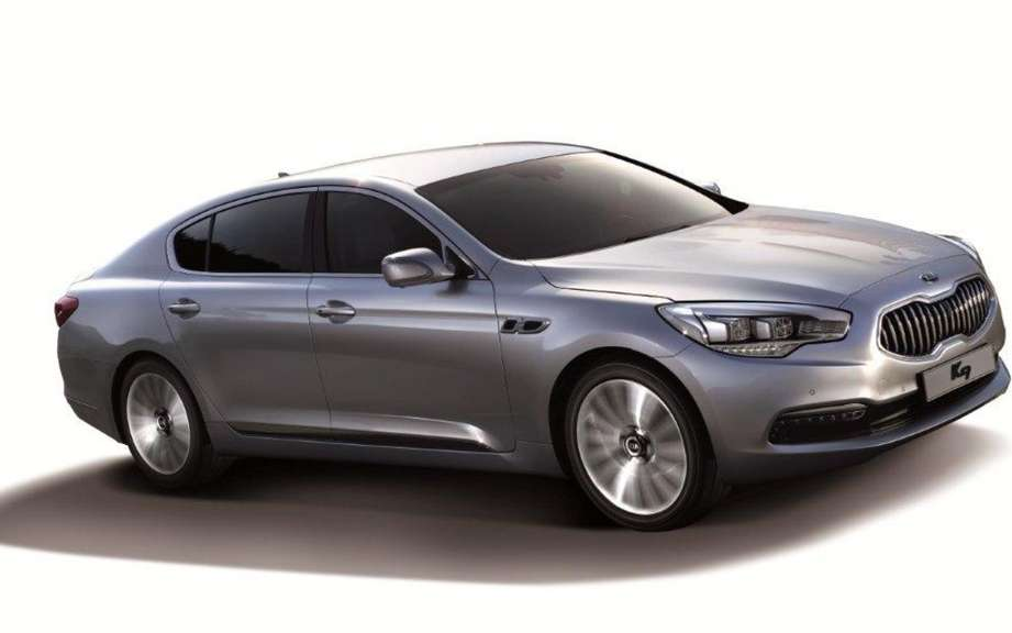 Kia K9: it will become the K900 in North America picture #3