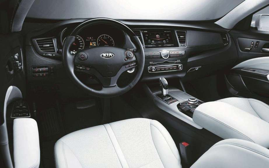 Kia K9: it will become the K900 in North America picture #6