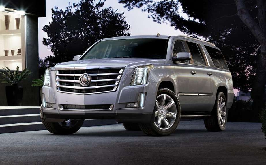 Cadillac Escalade 2015: Expertise and Technology
