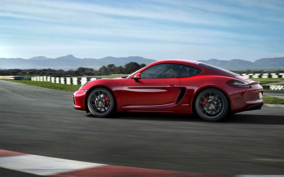 The Boxster and Cayman GTS Unveiled picture #19