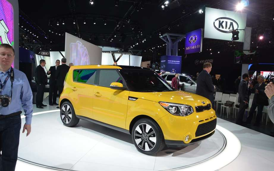 Kia Soul EV: soon on sale in North America picture #3