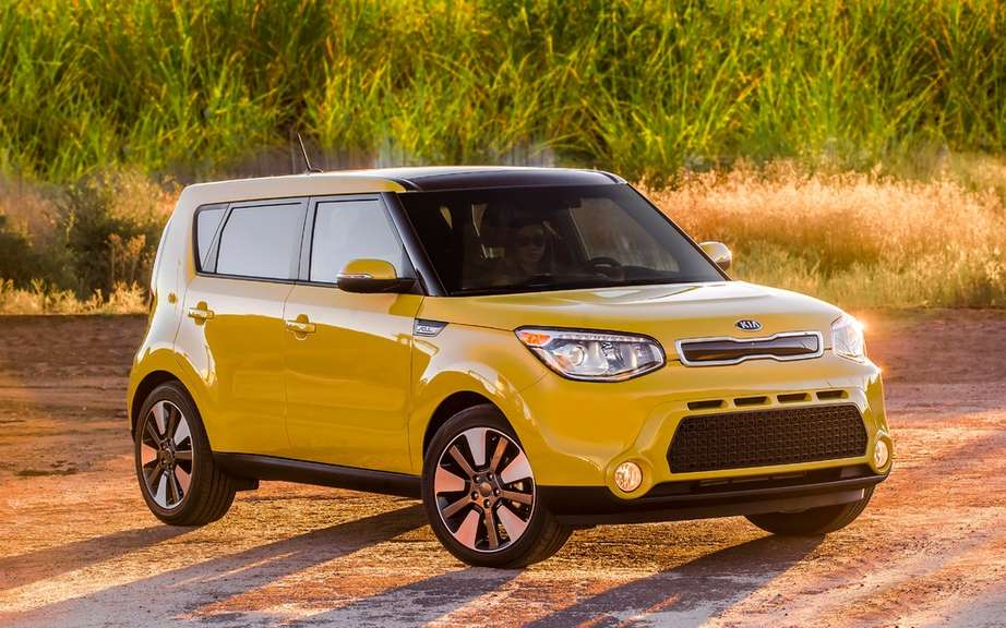 Kia Soul EV: soon on sale in North America picture #4