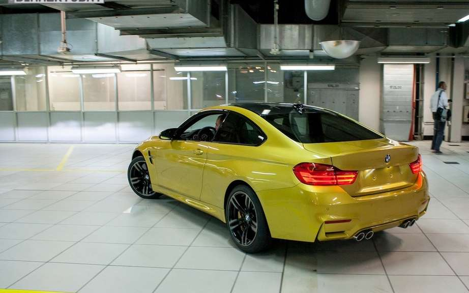 Prices for BMW M3/M4 are ads picture #8
